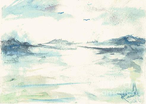 Calmness by Reed Novotny