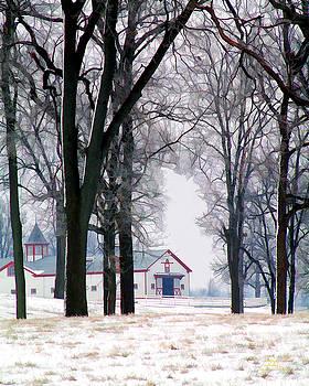 Sam Davis Johnson - Calumet Winter