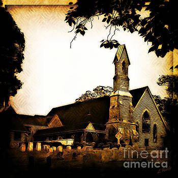Calvary Episcopal Church by Leslie Revels