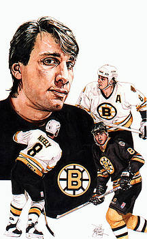 Cam Neely by Neal Portnoy