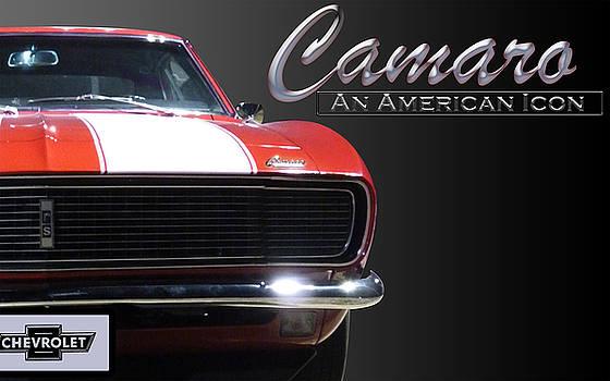 Camaro - Icon by Kevin D Davis