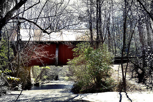 Cambell's Covered Bridge by Steve Shockley