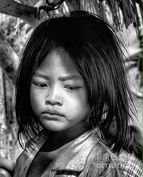 Cambodian boy by Beth Jacobs
