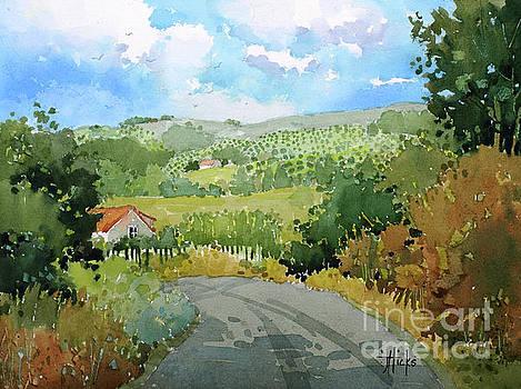 Cambria Countryside by Joyce Hicks