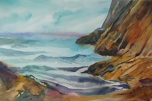 Cambria Cove by Diane Renchler
