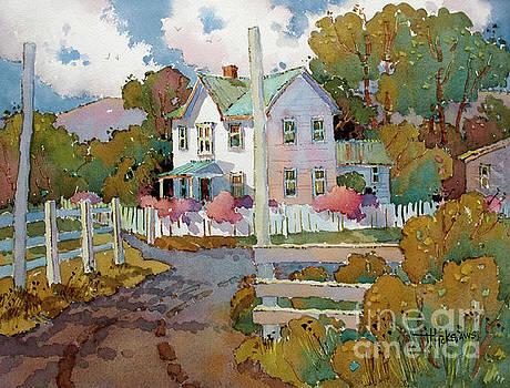 Cambria Farm by Joyce Hicks