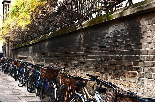Cambridge bikes by Andrew Michael