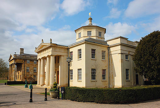 Cambridge Downing College by Kiril Stanchev