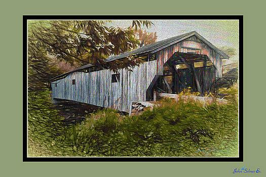 Cambridge Jct. Bridge by John Selmer Sr