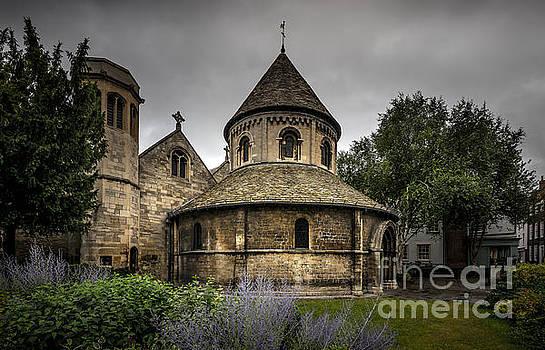 Svetlana Sewell - Cambridge Round Church