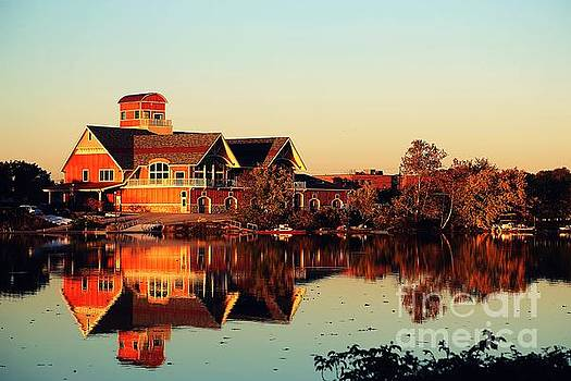Camden County Boathouse by Patrick Rodio