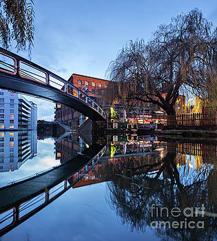 Camden Lock, Londen by David Bleeker