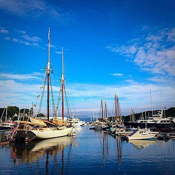 Camden, Maine #allnatureshot #august by Kerri Ann Crau
