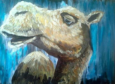 Camel Breath by Alan Kennedy