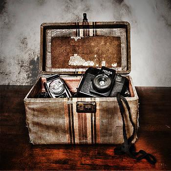 Sharon Popek - Camera Bag