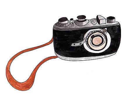 Anna Elkins - Camera of Henri Cartier Breton