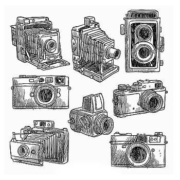 Cameras by Vitor Costa