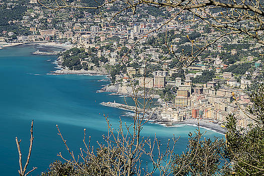 Enrico Pelos - CAMOGLI AND THE PARADISE COAST