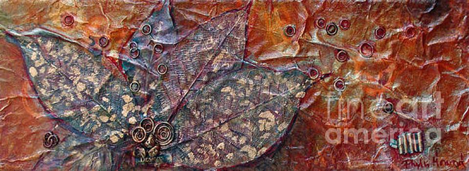 Phyllis Howard - Camouflage Leaves