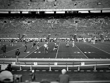 Camp Randall by Gilbert Photography And Art
