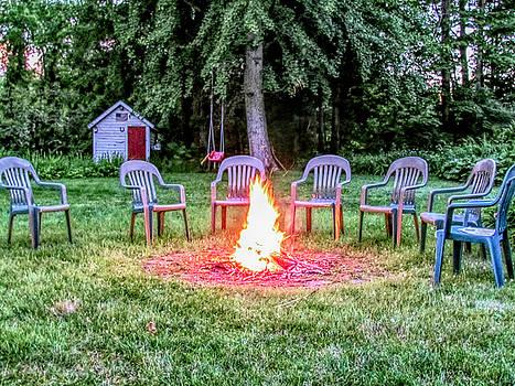 Campfire by Randi Shenkman