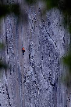 Camping on El Capitan 2 by Michael Gordon