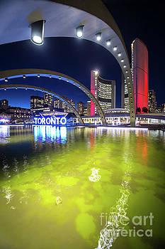 Canada150 Toronto  by Mariusz Czajkowski