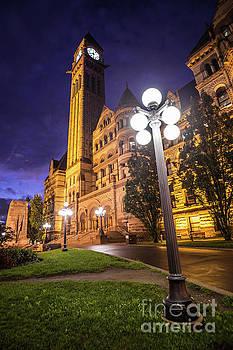 Canada150 Toronto Old City Hall  by Mariusz Czajkowski