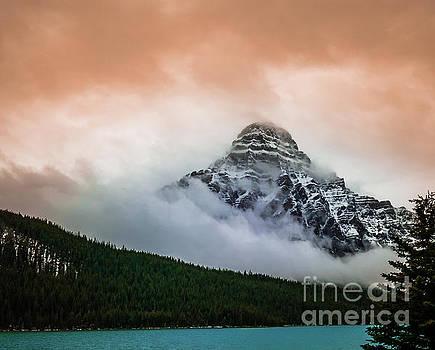 Canadia Rockies Alberta Canada #2 by Blake Webster