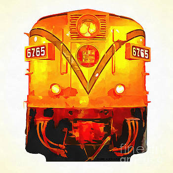 Edward Fielding - Canadian National Railways