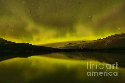 Adam Jewell - Canadian Rockies Aurora