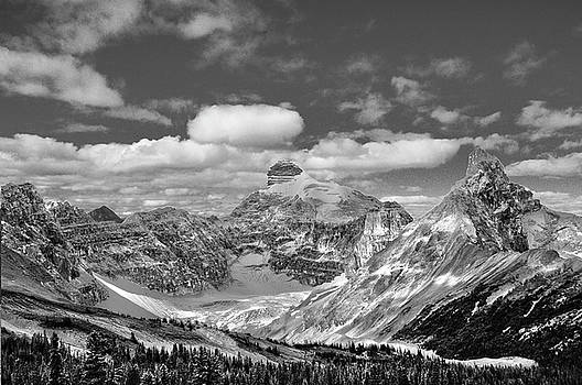 Canadian Rockies by Kirk Sewell
