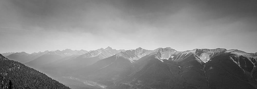 Canadian Rockies by William Cruz