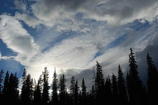 Canadian Twilight by Kim Blumenstein