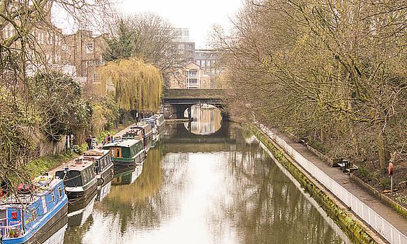 Canal by Alexander Mandelstam
