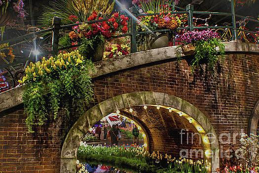 Sandy Moulder - Canal and Bridge