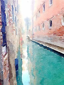 Canal in Venice by Kenna Westerman