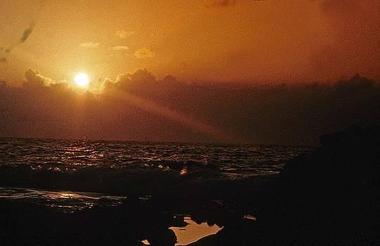 Gary Wonning - Canary Islands Sunset