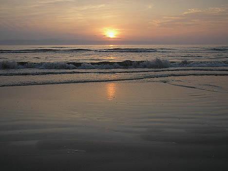 Canaveral Sunrise by Dave Basara