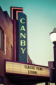 Canby Theater by Betsy Armour