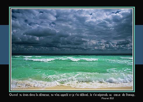 Cancun Storm by Lorna Rande