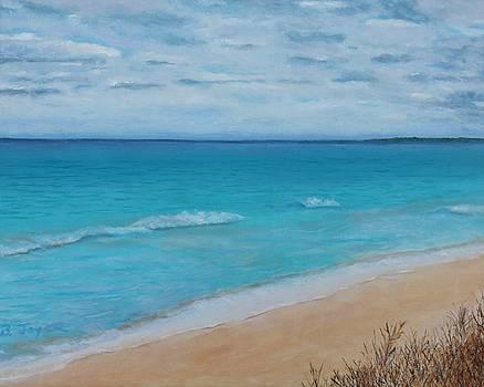 Cancun stroll by Barbara Joyce