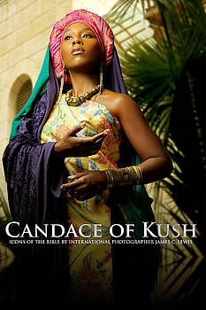 Candace of Kush by Icons Of The Bible