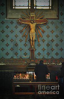 Jost Houk - Candle Lite Cross