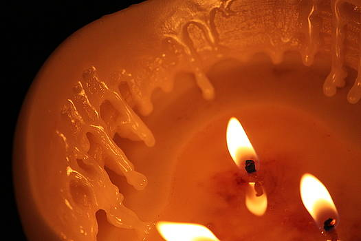 Candle by Nathan Grisham