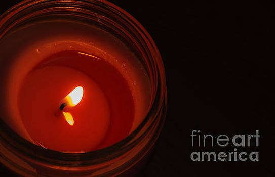 Candle by Sonya Staneva