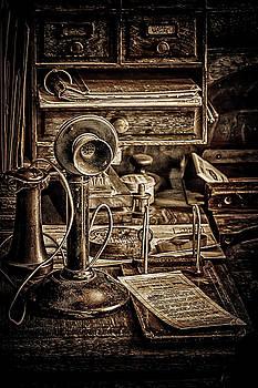Susan Rissi Tregoning - Candlestick Telephone