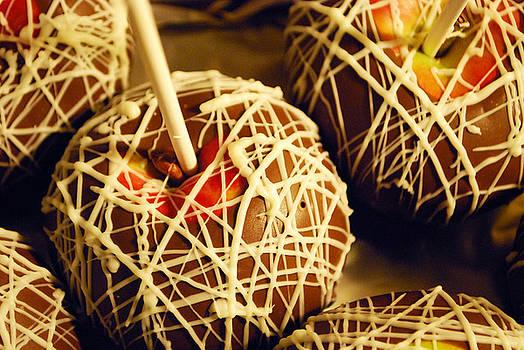 Candy Apple by Hannah Warburton