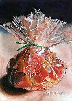 Candy Corn by Kathy Nesseth