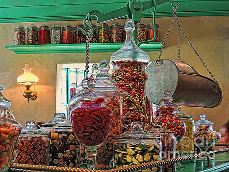 Candy Store by Jeff Breiman
